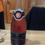 クリスマスイヴはサドヤのスパークリングワインで