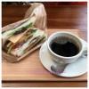 ククーカフェで3回目の朝食も隣のセブン-イレブンで( ̄^ ̄)凸