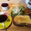 モコカフェでブランチ