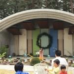 小淵沢で開催されたわとわまつり