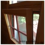 暑くて1階の窓まで網戸にしたのは初めてかも