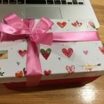 ツマガリのバレンタインクッキー
