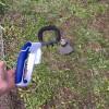 充電式の草刈機が便利だよん