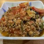 ダーリン特性夏野菜のミートソース