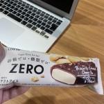 ロッテの砂糖ゼロ糖質ゼロのチョコバー